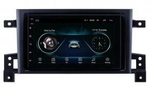 Navigatie Suzuki Grand Vitara ( 2005-2015 ) , Android , Display 9 inch , 2GB RAM +32 GB ROM , Internet , 4G , Aplicatii , Waze , Wi Fi , Usb , Bluetooth , Mirrorlink3