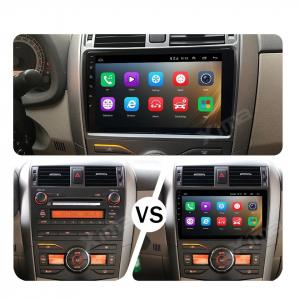 Navigatie Toyota Corolla ( 2006 - 2013 ) , Android , Display 9 inch , 2GB RAM +32 GB ROM , Internet , 4G , Aplicatii , Waze , Wi Fi , Usb , Bluetooth , Mirrorlink1