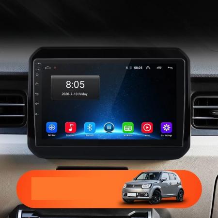 Navigatie Suzuki Ignis ( 2016 - 2020 ) , Android , Display 9 inch , 2GB RAM +32 GB ROM , Internet , 4G , Aplicatii , Waze , Wi Fi , Usb , Bluetooth , Mirrorlink [2]