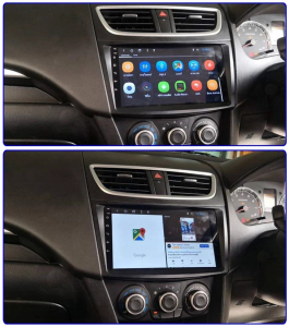 Navigatie Suzuki Swift ( 2010 - 2017 ) , Android , Display 9 inch , 2GB RAM +32 GB ROM , Internet , 4G , Aplicatii , Waze , Wi Fi , Usb , Bluetooth , Mirrorlink3