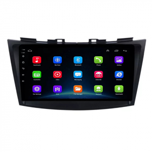 Navigatie Suzuki Swift ( 2010 - 2017 ) , Android , Display 9 inch , 2GB RAM +32 GB ROM , Internet , 4G , Aplicatii , Waze , Wi Fi , Usb , Bluetooth , Mirrorlink4