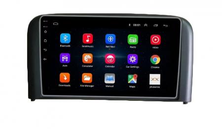 Navigatie Volvo S80 ( 1998 - 2006 ) , Android , Display 9 inch , 2 GB RAM + 32 GB ROM , Internet , 4G , Aplicatii , Waze , Wi Fi , Usb , Bluetooth , Mirrorlink [1]