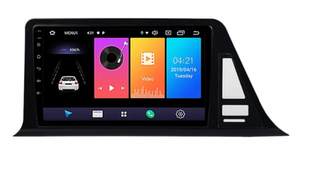 Navigatie Toyota CH-R ( 2016 - 2020 ) , Android , Display 9 inch , 2GB RAM +32 GB ROM , Internet , 4G , Aplicatii , Waze , Wi Fi , Usb , Bluetooth , Mirrorlink [0]