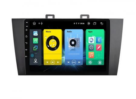 Navigatie Subaru Outback ( 2014 - 2020 ) , Android , Display 9 inch , 2 GB RAM si 32 GB ROM , Internet , 4G , Aplicatii , Waze , Wi Fi , Usb , Bluetooth , Mirrorlink [2]