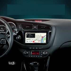 Navigatie Kia Ceed ( 2012 - 2020 ) , Android , Display 9 inch , 2GB RAM +32 GB ROM , Internet , 4G , Aplicatii , Waze , Wi Fi , Usb , Bluetooth , Mirrorlink [6]