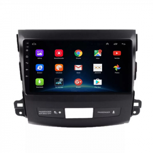 Navigatie Citroen C Crosser ( 2007 - 2012 ) , Android , Display 9 inch , 2GB RAM +32 GB ROM , Internet , 4G , Aplicatii , Waze , Wi Fi , Usb , Bluetooth , Mirrorlink4