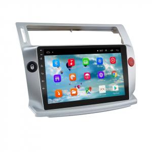 Navigatie Citroen C4 ( 2004 - 2011 ) , Android , Display 9 inch , 2GB RAM +32 GB ROM , Internet , 4G , Aplicatii , Waze , Wi Fi , Usb , Bluetooth , Mirrorlink [4]