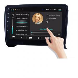 Navigatie Audi TT ( 2006 - 2012 ) , Android , Display 9 inch , 2GB RAM +32 GB ROM , Internet , 4G , Aplicatii , Waze , Wi Fi , Usb , Bluetooth , Mirrorlink3