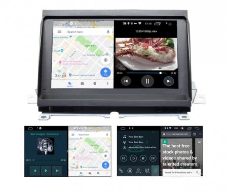 Navigatie Land Rover Discovery 3 ( 2004 - 2009 ) , Android , 2GB RAM si 32 GB ROM , Internet , 4G , Aplicatii , Waze , Wi Fi , Usb , Bluetooth , Mirrorlink [4]