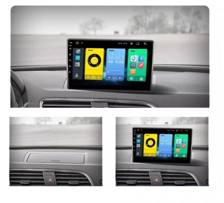 Navigatie Audi Q3 ( 2011 - 2018 ) 4 GB RAM si 64 GB ROM , Slot Sim 4G pentru Internet , Carplay , Android , Aplicatii , Usb , Wi Fi , Bluetooth [3]