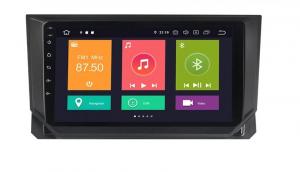 Navigatie Seat Ibiza ( 2017 + ) , Android , Display 9 inch , 2GB RAM +32 GB ROM , Internet , 4G , Aplicatii , Waze , Wi Fi , Usb , Bluetooth , Mirrorlink [4]