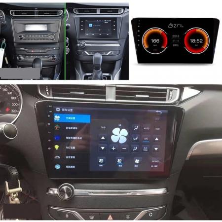 Navigatie Peugeot 408 ( 2014 - 2020 ) , Android , Display 10 inch , 2GB RAM +32 GB ROM , Internet , 4G , Aplicatii , Waze , Wi Fi , Usb , Bluetooth , Mirrorlink4