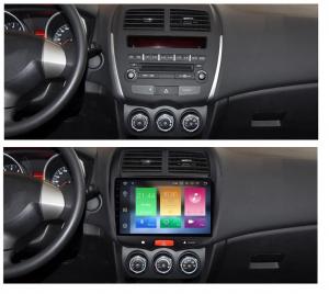 Navigatie Mitsubishi ASX ( 2010 - 2019 ) , Android , Display 9 inch , 2GB RAM +32 GB ROM , Internet , 4G , Aplicatii , Waze , Wi Fi , Usb , Bluetooth , Mirrorlink3