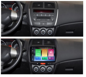 Navigatie Citroen C4 Aircross , Android , Display 9 inch , 2GB RAM +32 GB ROM , Internet , 4G , Aplicatii , Waze , Wi Fi , Usb , Bluetooth , Mirrorlink4
