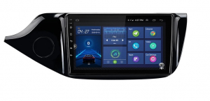 Navigatie Kia Ceed ( 2012 - 2020 ) , Android , Display 9 inch , 2GB RAM +32 GB ROM , Internet , 4G , Aplicatii , Waze , Wi Fi , Usb , Bluetooth , Mirrorlink [4]