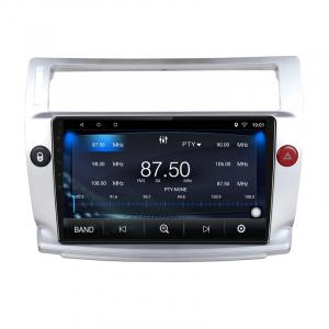 Navigatie Citroen C4 ( 2004 - 2011 ) , Android , Display 9 inch , 2GB RAM +32 GB ROM , Internet , 4G , Aplicatii , Waze , Wi Fi , Usb , Bluetooth , Mirrorlink [5]