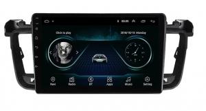 Navigatie Peugeot 508 ( 2010 - 2018 ) , Android , Display 9 inch , 2GB RAM +32 GB ROM , Internet , 4G , Aplicatii , Waze , Wi Fi , Usb , Bluetooth , Mirrorlink5