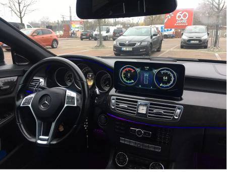 """Navigatie Mercedes CLS W218 ( 2011 - 2015 ) , 4 GB RAM si 64 GB ROM , Slot Sim 4G , Android , Display 10.25 """" rezolutie 1920*720 , Internet , Wi Fi , Usb , Bluetooth [1]"""