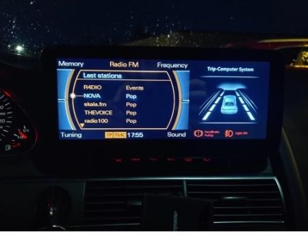 """Navigatie Audi A6 ( 2005 - 2011 ) MMI , 4 GB RAM si 64 GB ROM , Slot Sim 4G , Android , Display 10.25 """" , Internet , Wi Fi , Usb , Bluetooth [3]"""