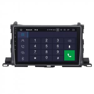 Navigatie Toyota Highlander ( 2014 - 2018 ) , Android , Display 9 inch , 2GB RAM +32 GB ROM , Internet , 4G , Aplicatii , Waze , Wi Fi , Usb , Bluetooth , Mirrorlink2