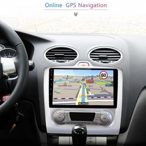 Navigatie Ford Focus ( 2004 - 2011 ) , Android , Clima Manuala , Display 9 inch , 2GB RAM +32 GB ROM , Internet , 4G , Aplicatii , Waze , Wi Fi , Usb , Bluetooth , Mirrorlink2