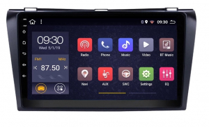 Navigatie Mazda 3 ( 2003 - 2010 ) , Android , Display 9 inch , 2GB RAM +32 GB ROM , Internet , 4G , Aplicatii , Waze , Wi Fi , Usb , Bluetooth , Mirrorlink0