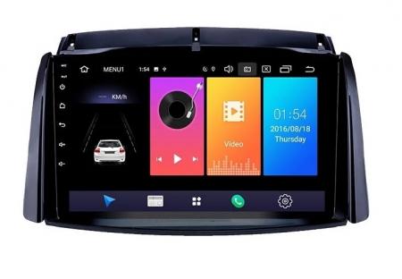 Navigatie Renault Koleos ( 2008 - 2016 ) , Android , Display 9 inch , 2GB RAM +32 GB ROM , Internet , 4G , Aplicatii , Waze , Wi Fi , Usb , Bluetooth , Mirrorlink [3]