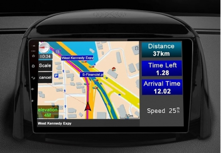 Navigatie Renault Koleos ( 2008 - 2016 ) , Android , Display 9 inch , 2GB RAM +32 GB ROM , Internet , 4G , Aplicatii , Waze , Wi Fi , Usb , Bluetooth , Mirrorlink [1]