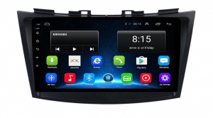Navigatie Suzuki Swift ( 2010 - 2017 ) , Android , Display 9 inch , 2GB RAM +32 GB ROM , Internet , 4G , Aplicatii , Waze , Wi Fi , Usb , Bluetooth , Mirrorlink0