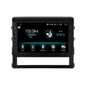 Navigatie Toyota Land Cruiser ( 2015 + ) , Android , Display 9 inch , 2GB RAM +32 GB ROM , Internet , 4G , Aplicatii , Waze , Wi Fi , Usb , Bluetooth , Mirrorlink0