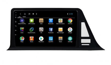Navigatie Toyota CH-R ( 2016 - 2020 ) , Android , Display 9 inch , 2GB RAM +32 GB ROM , Internet , 4G , Aplicatii , Waze , Wi Fi , Usb , Bluetooth , Mirrorlink [3]