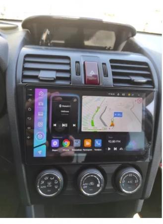 Navigatie Subaru Forester ( 2012 - 2019 ) , Android , Display 9 inch , 2 GB RAM +32 GB ROM , Internet , 4G , Aplicatii , Waze , Wi Fi , Usb , Bluetooth , Mirrorlink [1]