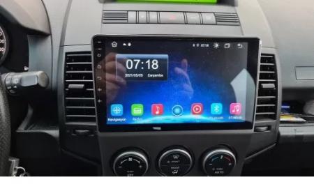 Navigatie Mazda 5 ( 2005 - 2010 ) , Android , Display 9 inch , 2 GB RAM + 32 GB ROM , Internet , 4G , Aplicatii , Waze , Wi Fi , Usb , Bluetooth , Mirrorlink [3]