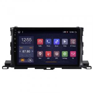 Navigatie Toyota Highlander ( 2014 - 2018 ) , Android , Display 9 inch , 2GB RAM +32 GB ROM , Internet , 4G , Aplicatii , Waze , Wi Fi , Usb , Bluetooth , Mirrorlink3
