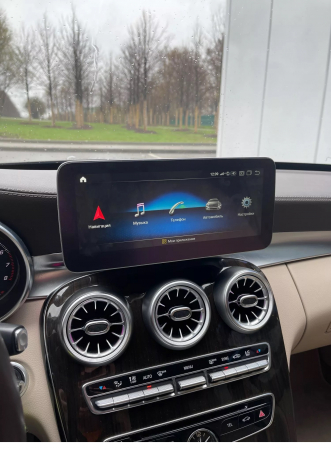 "Navigatie Mercedes C Class W205 ( 2015 - 2018 ) , 4 GB RAM + 64 GB ROM , Slot Sim 4G , Android , Display 10.25 "" rezolutie 1920*720 , Internet , Wi Fi , Usb , Bluetooth [2]"