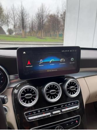 """Navigatie Mercedes X Class W470 ( 2015 - 2018 ) , 4 GB RAM + 64 GB ROM , Slot Sim 4G , Android , Display 10.25 """" rezolutie 1920*720 , Internet , Wi Fi , Usb , Bluetooth [2]"""