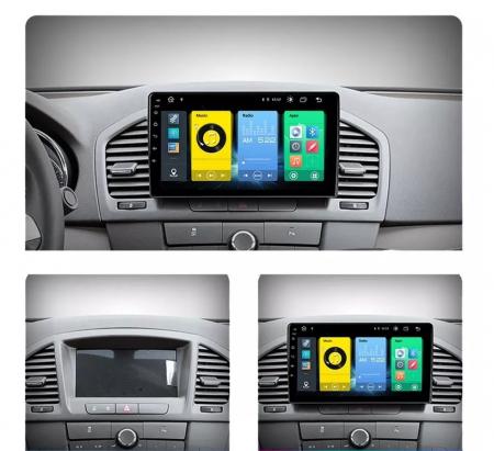 Navigatie Opel Insignia ( 2008 - 2013 ) , Android , 2GB RAM + 32 GB ROM , Internet , 4G , Aplicatii , Waze , Wi Fi , Usb , Bluetooth , Mirrorlink3