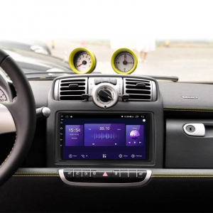 Navigatie Smart ( 2006 - 2010 ) , Android , Display 9 inch , 2GB RAM +32 GB ROM , Internet , 4G , Aplicatii , Waze , Wi Fi , Usb , Bluetooth , Mirrorlink3