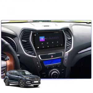 Navigatie Hyundai Santa Fe ix 45 ( 2012 - 2017 ) , Android , Display 9 inch , 2GB RAM +32 GB ROM , Internet , 4G , Aplicatii , Waze , Wi Fi , Usb , Bluetooth , Mirrorlink3
