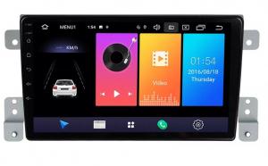 Navigatie Suzuki Grand Vitara ( 2005-2015 ) , Android , Display 9 inch , 2GB RAM +32 GB ROM , Internet , 4G , Aplicatii , Waze , Wi Fi , Usb , Bluetooth , Mirrorlink0