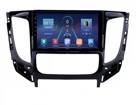Navigatie Mitsubishi L200 ( 2014 - 2020 ) , Android , Display 9 inch , 2GB RAM +32 GB ROM , Internet , 4G , Aplicatii , Waze , Wi Fi , Usb , Bluetooth , Mirrorlink [0]
