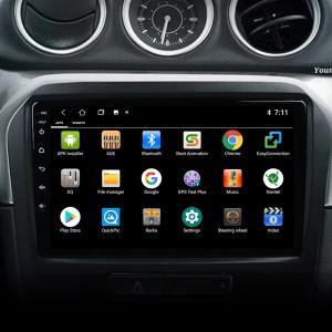 Navigatie Suzuki Grand Vitara ( 2016 + ) , Android , Display 9 inch , 2GB RAM +32 GB ROM , Internet , 4G , Aplicatii , Waze , Wi Fi , Usb , Bluetooth , Mirrorlink4