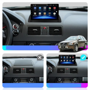 Navigatie Volvo XC90 ( 2003 - 2014 ) , Android , Display 9 inch , 2GB RAM +32 GB ROM , Internet , 4G , Aplicatii , Waze , Wi Fi , Usb , Bluetooth , Mirrorlink2