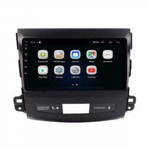 Navigatie Peugeot 4007 ( 2007 - 2012 ) , Android , Display 9 inch , 2GB RAM +32 GB ROM , Internet , 4G , Aplicatii , Waze , Wi Fi , Usb , Bluetooth , Mirrorlink2