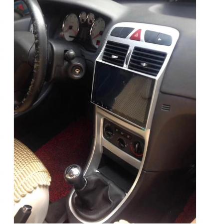 Navigatie Peugeot 307 ( 2002 - 2013 ) , 4 GB RAM + 64 GB ROM , Slot Sim 4G pentru Internet , Carplay , Android , Aplicatii , Usb , Wi Fi , Bluetooth3