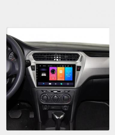 Navigatie Peugeot 301 Citroen C Elysee ( 2012 + ) , 4 GB RAM + 64 GB ROM , Slot Sim 4G pentru Internet , Carplay , Android , Aplicatii , Usb , Wi Fi , Bluetooth [1]