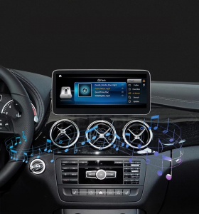 "Navigatie Mercedes GLK X204 ( 2008 - 2012) , Android , NTG 4.0 , 4GB RAM + 64 GB ROM , Slot Sim 4G LTE , Display 10.25 "" rez 1920*720 , Procesor Octa Core , Internet , Aplicatii , Waze , Wi Fi , Usb3"