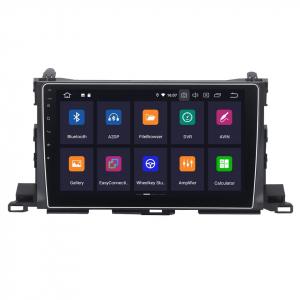 Navigatie Toyota Highlander ( 2014 - 2018 ) , Android , Display 9 inch , 2GB RAM +32 GB ROM , Internet , 4G , Aplicatii , Waze , Wi Fi , Usb , Bluetooth , Mirrorlink4