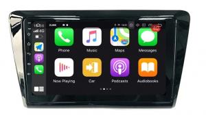 Navigatie Skoda Rapid ( 2013 - 2018 ) , Android , Display 9 inch , 2GB RAM +32 GB ROM , Internet , 4G , Aplicatii , Waze , Wi Fi , Usb , Bluetooth , Mirrorlink [2]