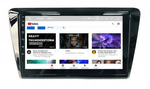 Navigatie Skoda Rapid ( 2013 - 2018 ) , Android , Display 9 inch , 2GB RAM +32 GB ROM , Internet , 4G , Aplicatii , Waze , Wi Fi , Usb , Bluetooth , Mirrorlink [3]